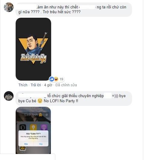 Cộng đồng mạng dậy sóng, đòi tẩy chay CubeTV sau sự cố team LMHT nữ FFQ rời khỏi giải - Ảnh 2.