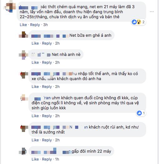 Làm net cỏ 20 máy tại Việt Nam phải mất tới 7 năm trời mới hoàn vốn? - Ảnh 3.