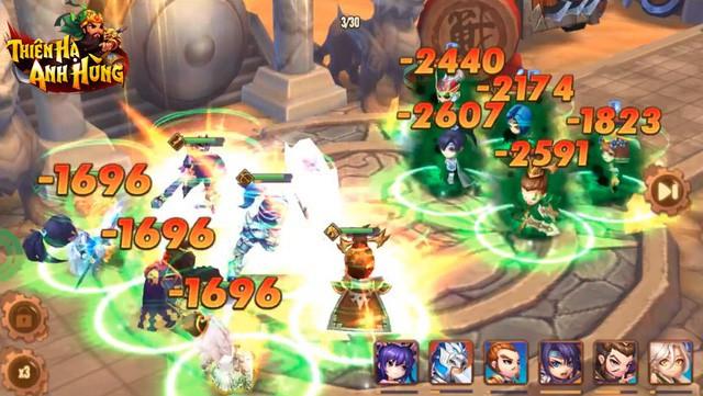 """Game duy nhất cho phép tất cả tướng """"ăn cắp"""" skill của nhau: Khi team Đốt biết Choáng, team Choáng biết Phản Damage - Ảnh 1."""