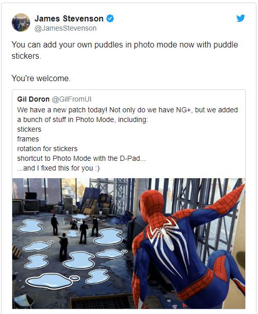 Cuối cùng, nhà sản xuất Marvels Spider-Man cũng phản phảo về scandal vũng nước - Ảnh 2.