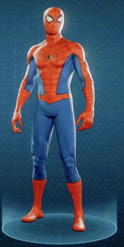 Nguồn gốc của những bộ trang phục nổi tiếng nhất mà Người Nhện từng mặc trong Marvels Spider-Man (p1) - Ảnh 3.