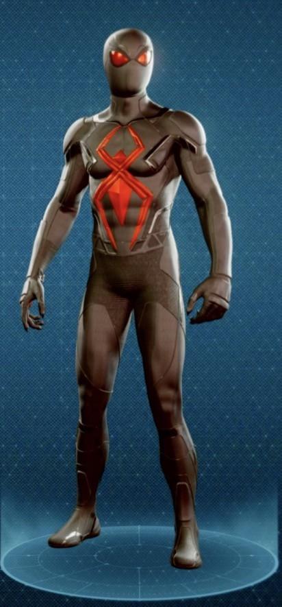 Nguồn gốc của những bộ trang phục nổi tiếng nhất mà Người Nhện từng mặc trong Marvels Spider-Man (p1) - Ảnh 4.