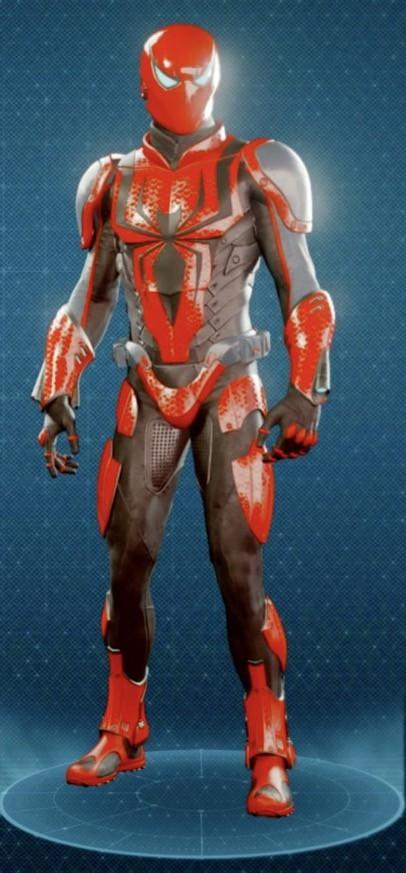Nguồn gốc của những bộ trang phục nổi tiếng nhất mà Người Nhện từng mặc trong Marvels Spider-Man (p1) - Ảnh 11.