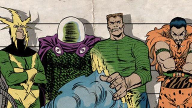 Mysterio và những ác nhân máu mặt được dự đoán sẽ xuất hiện trong Far From Home (Phần 2) - Ảnh 6.