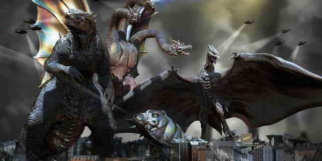 Rồng ba đầu Ghidorah sẽ được tiến hóa trong Godzilla: King of the Monsters? - Ảnh 4.