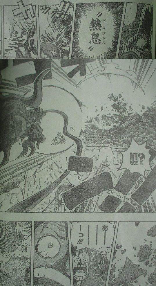 Tin chấn động: Luffy xuất chiêu, đấm bẹp đầu Rồng thần Kaido trong One Piece 922 - Ảnh 6.