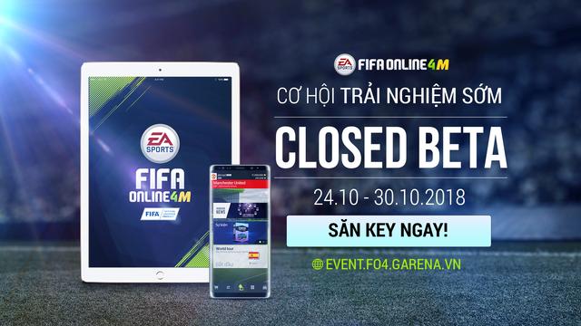 FIFA Online 4 Mobile hoàn thành nhiệm vụ sau đây của sự kiện để lấy code vip Photo-1-15404427294201132577175