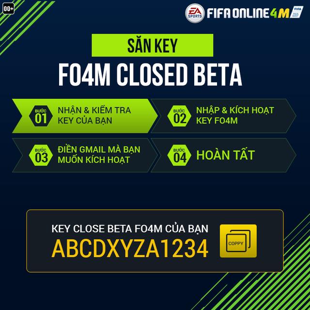FIFA Online 4 Mobile hoàn thành nhiệm vụ sau đây của sự kiện để lấy code vip Photo-1-1540442732029962317084