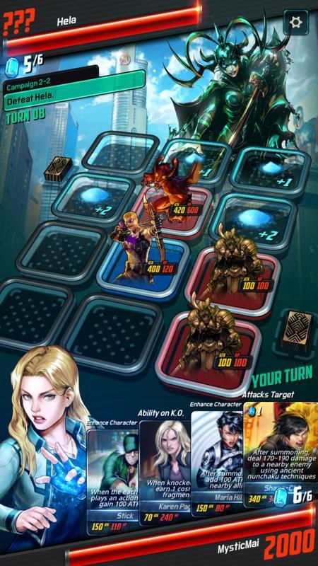 Siêu phẩm game thẻ bài MARVEL Battle Lines đã ra mắt phiên bản quốc tế - Ảnh 3.