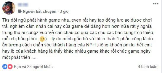"""Sau 2 tháng ra mắt, Thiên Hạ Anh Hùng vẫn được khen là """"game của mọi nhà"""", quá yêu chiều team nông dân - Ảnh 4."""