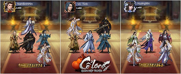 Dự đoán: Vô địch liên server Cổ Long Quần Hiệp Truyện sắp tới không phải ai khác mà chính là 3 người sau - Ảnh 3.