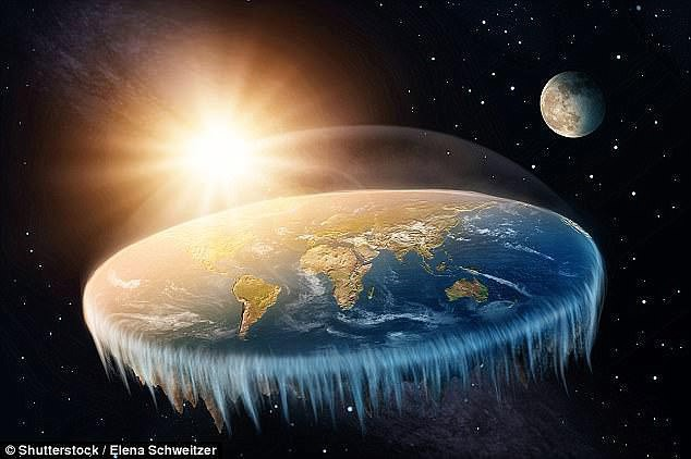 Tại sao vẫn có người tin Trái đất phẳng? Thì ra đây là 6 căn cứ để họ dựa vào - Ảnh 2.