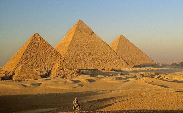 Công bố sự thật chưa từng biết về kim tự tháp Giza - Ảnh 1.