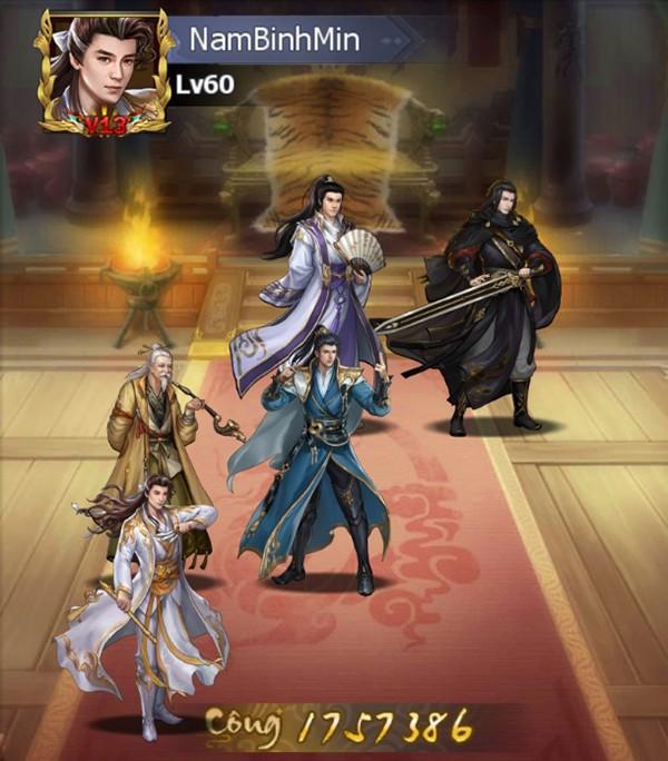 """Bí kíp """"bứt Top"""" Anh Hùng Phổ cho người chơi lực chiến thấp trong Cổ Long Quần Hiệp Truyện - Ảnh 6."""