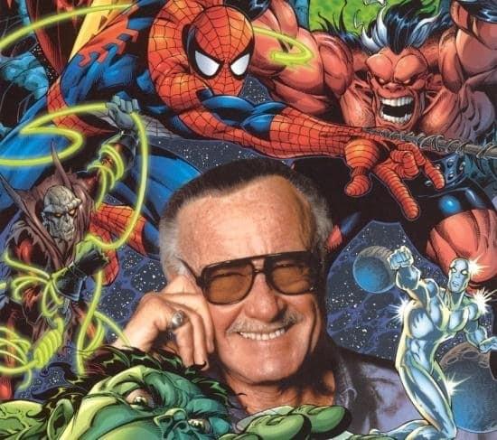 10 sự thật thú vị về Stan Lee - Huyền thoại của các siêu anh hùng Marvel - Ảnh 1.