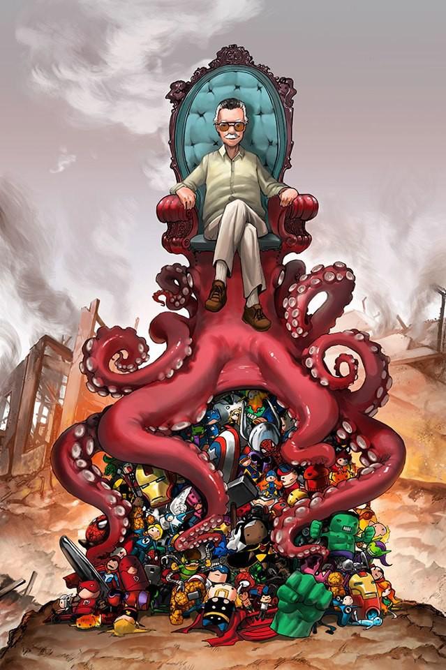 10 sự thật thú vị về Stan Lee - Huyền thoại của các siêu anh hùng Marvel - Ảnh 6.