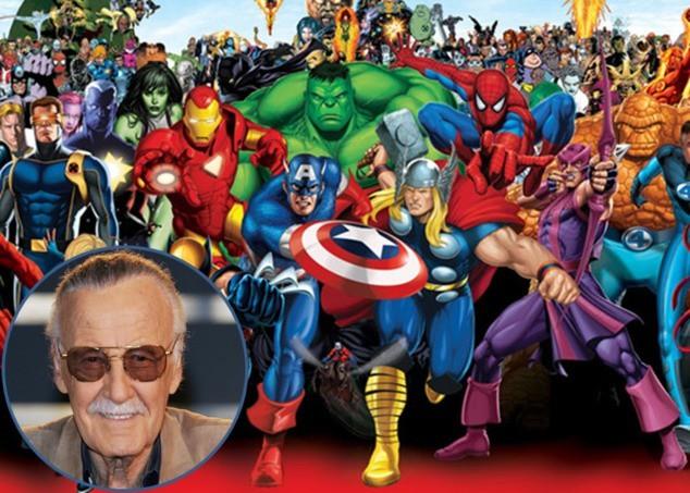 Đại lộ Danh Vọng nơi các fan hâm mộ tiễn đưa Stan Lee chặng đường cuối cùng - Ảnh 1.