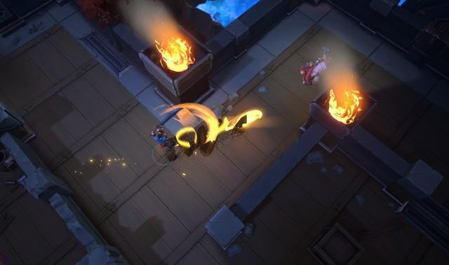 Những tựa game PUBG không dùng súng mà dùng phép thuật cực đỉnh sẽ làm game thủ mê mệt - Ảnh 5.
