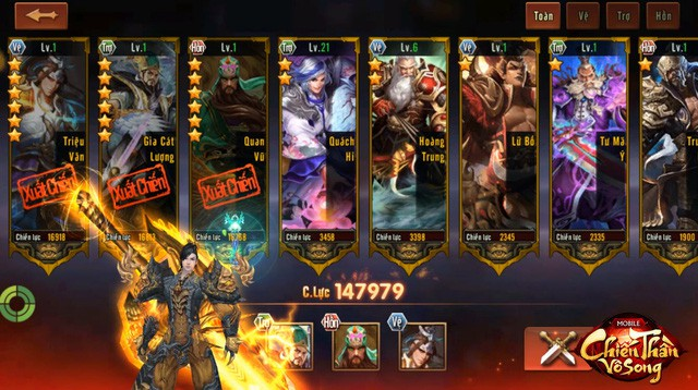 Tháng 11 mới đến được vài ngày nhưng đã có 2 game mobile mới cực hay ra mắt game thủ Việt - Ảnh 2.