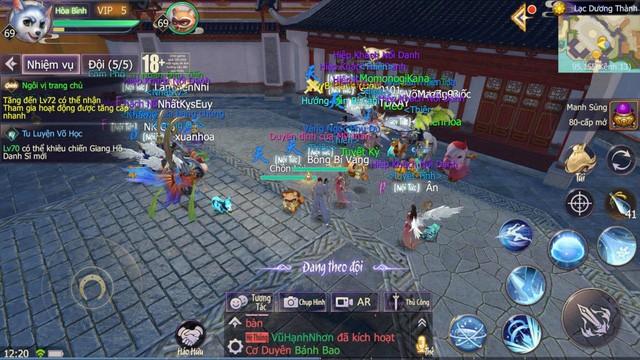 Tháng 11 mới đến được vài ngày nhưng đã có 2 game mobile mới cực hay ra mắt game thủ Việt - Ảnh 4.