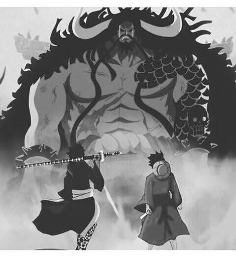 One Piece: Không chỉ Luffy, Law cũng bị Kaido đánh bại và cả hai sẽ hội ngộ Kid trong ngục? - Ảnh 5.