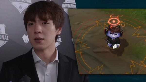 Cộng đồng game thủ LMHT đề nghị Riot Games thiết kế trang phục mẫu mắt IG WXZ để vinh danh Vương Tư Thông - Ảnh 4.