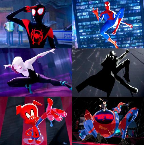 4 điểm thú vị làm nên sức hấp dẫn không thể chối từ của Spider-Man: Into The Spider-Verse - Ảnh 2.