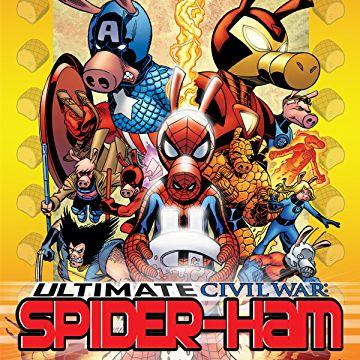 Khám phá sự thật thú vị về Spider-Ham, chú Nhện đáng yêu xuất hiện trong Spider-Man: Into the Spider-Verse - Ảnh 9.