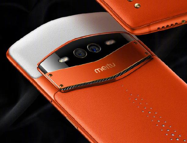 Meitu chính thức trình làng smartphone V7 và V7 Tonino Lamborghini, 3 camera trước, mặt lưng bọc da, giá từ 16 triệu - Ảnh 5.