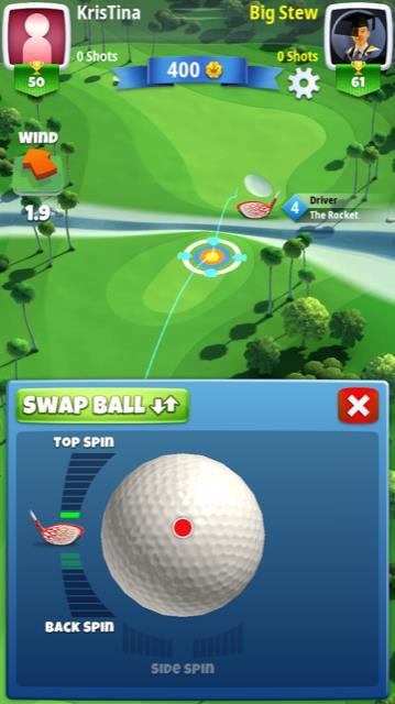 Golf Clash - Game thể thao quý tộc tuyệt hay - Ảnh 2.