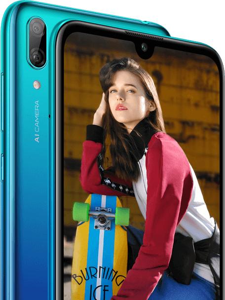 Huawei Y7 Pro 2019 chính thức lên kệ tại Việt Nam: màn 6.26 inch, camera kép, pin 4.000mAh, giá 3,99 triệu - Ảnh 1.