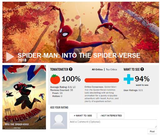 Spider-Man: Into The Spider-Verse - Khám phá 4 điều thú vị sẽ khiến fan cuồng phát điên trong vũ trụ mới của Người Nhện - Ảnh 1.