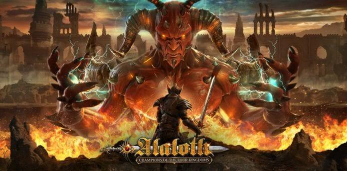 Alaloth: Champions of the Four Kingdoms - Game nhập vai hành động mới sắp ra mắt - Ảnh 1.