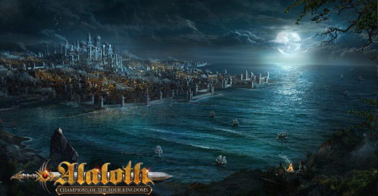 Alaloth: Champions of the Four Kingdoms - Game nhập vai hành động mới sắp ra mắt - Ảnh 5.