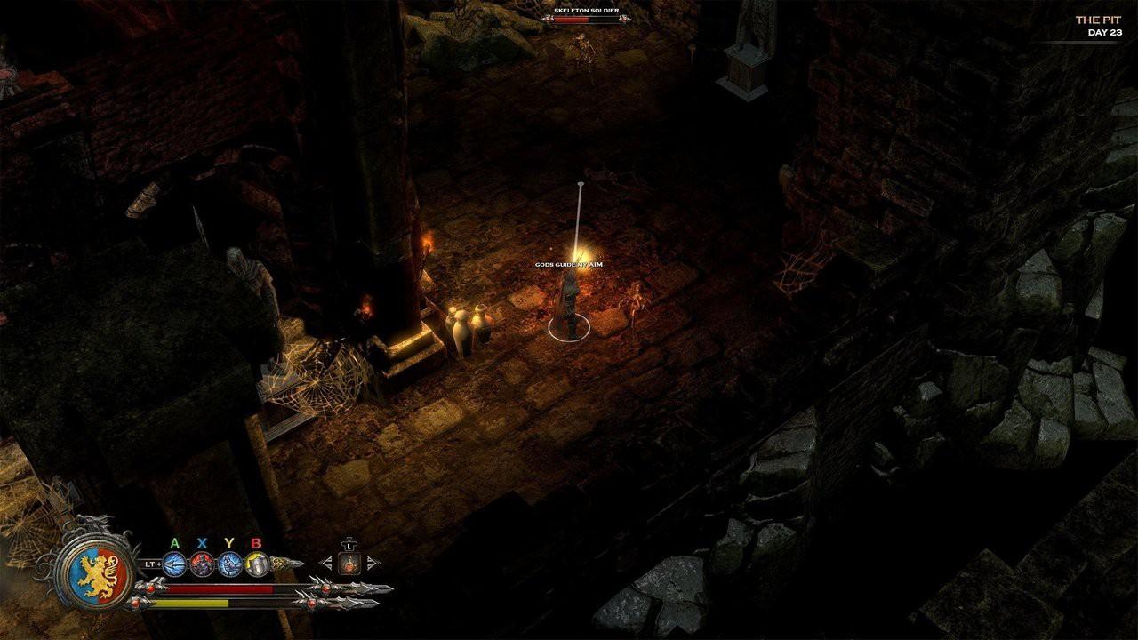 Alaloth: Champions of the Four Kingdoms - Game nhập vai hành động mới sắp ra mắt - Ảnh 6.