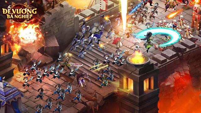 """Đế Vương Bá Nghiệp: Game chiến thuật thả lính """"hack não"""" chính thức Open Beta ngay hôm nay - Ảnh 2."""