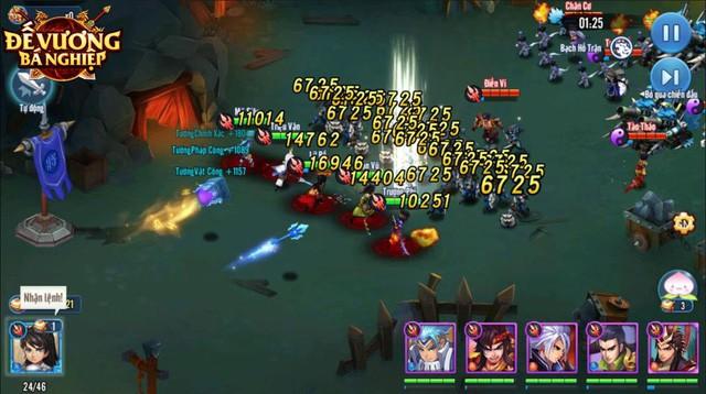 """Đế Vương Bá Nghiệp: Game chiến thuật thả lính """"hack não"""" chính thức Open Beta ngay hôm nay - Ảnh 6."""