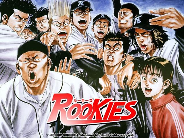 Top 10 bộ truyện tranh hay nhất về thể thao trong lịch sử Jump, liệu bạn đã đọc được mấy bộ? - Ảnh 3.
