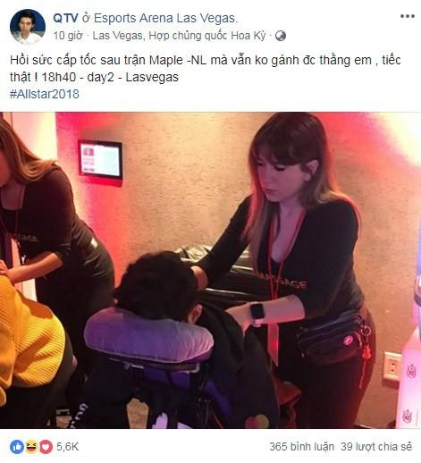 Chỉ là nghỉ xả hơi sau ngày thi đấu All-Star 2018 nhưng fan hâm mộ lại lo lắng cho số phận của QTV vì...bà xã Raina - Ảnh 1.