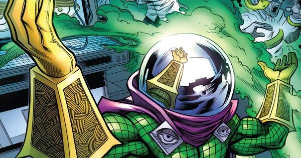 Hot: Ác nhân Mysterio trở thành đồng minh với Người Nhện trong Spider-Man: Far From Home - Ảnh 4.