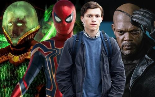 Hot: Ác nhân Mysterio trở thành đồng minh với Người Nhện trong Spider-Man: Far From Home - Ảnh 5.