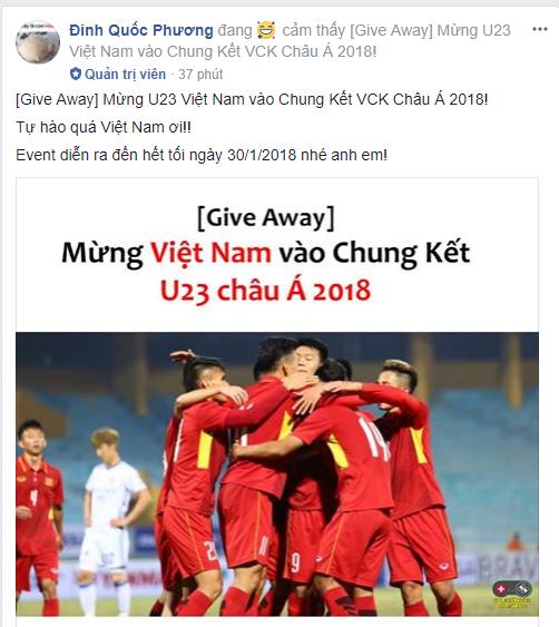 """Hòa chung niềm vui của dân tộc, cộng đồng game thủ Việt """"quẩy tưng bừng"""" vì chiến thắng của đội tuyển U23"""