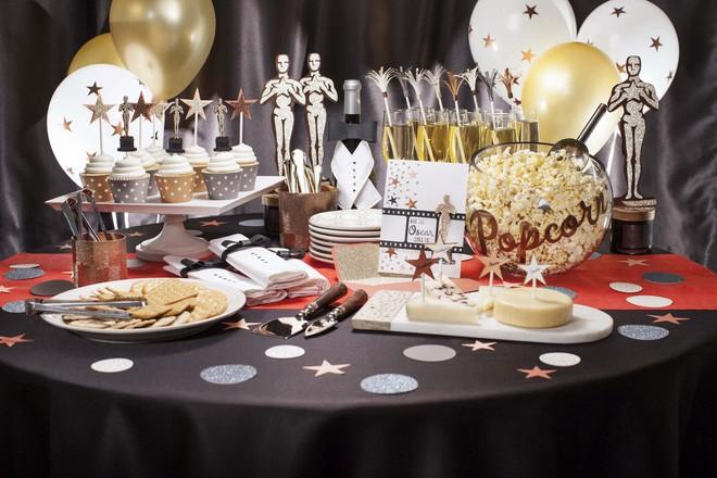 Hé lộ thực đơn bữa tiệc hoành tráng các sao Hollywood sẽ được thưởng thức trong Oscar 2018