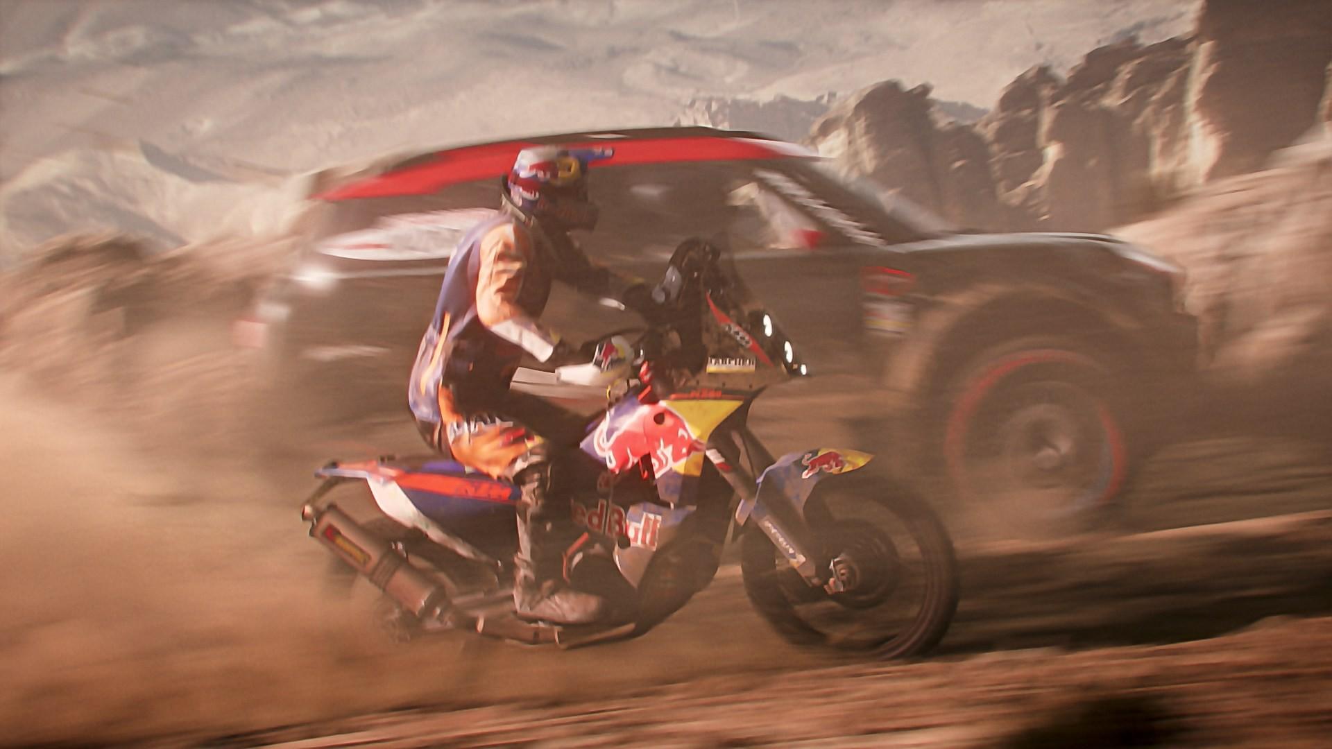 Dakar 18 - Cuộc đua khốc liệt nhất lịch sử nhân loại lên game, bản đồ rộng gấp... 120 lần GTA V!