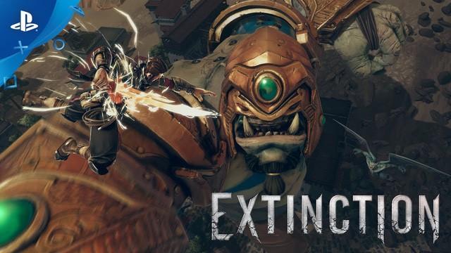 Extinction sẽ là tựa game chiến lược của Iron Galaxy trong năm 2018