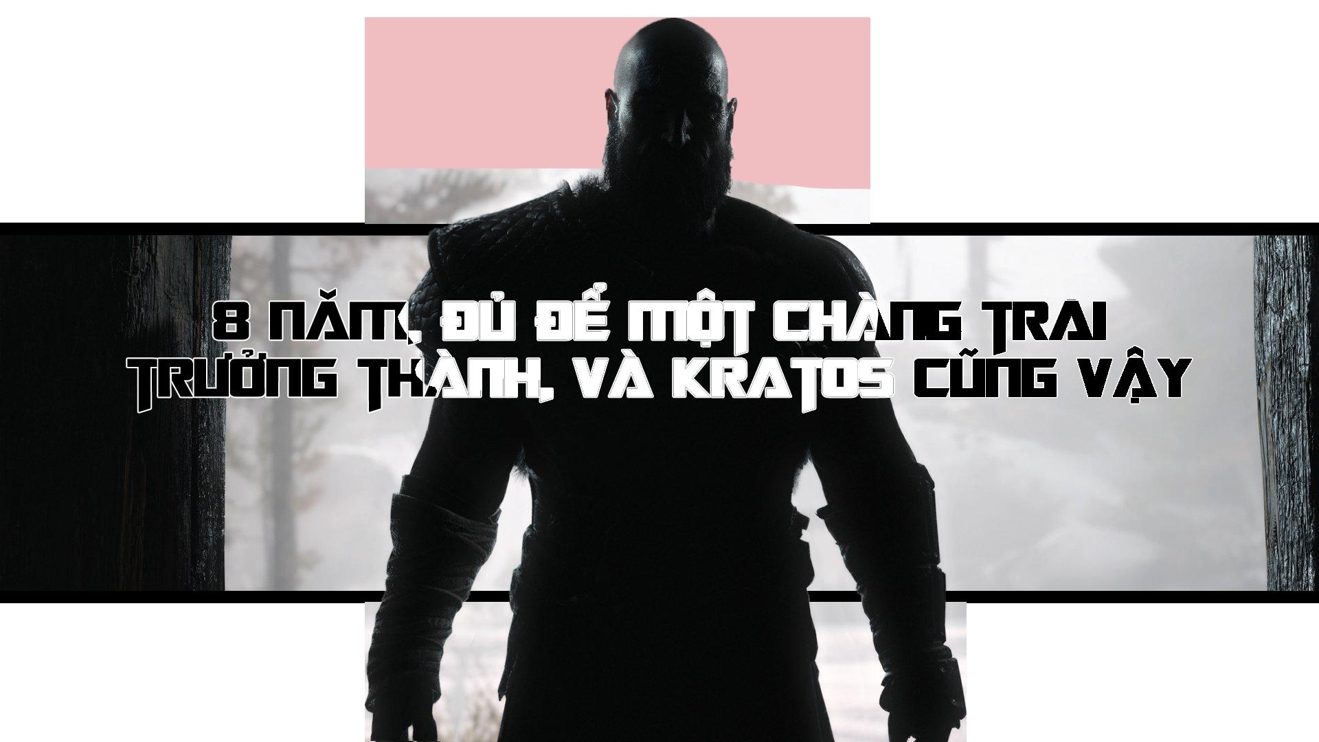 God of War 2018: Khi vị thần chiến tranh ngang tàng trở thành người cha đầy trách nhiệm - Ảnh 21.