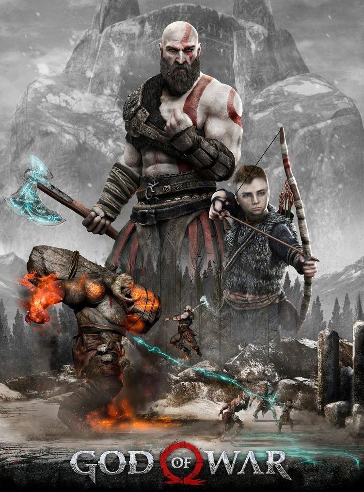 God of War 2018: Khi vị thần chiến tranh ngang tàng trở thành người cha đầy trách nhiệm - Ảnh 2.