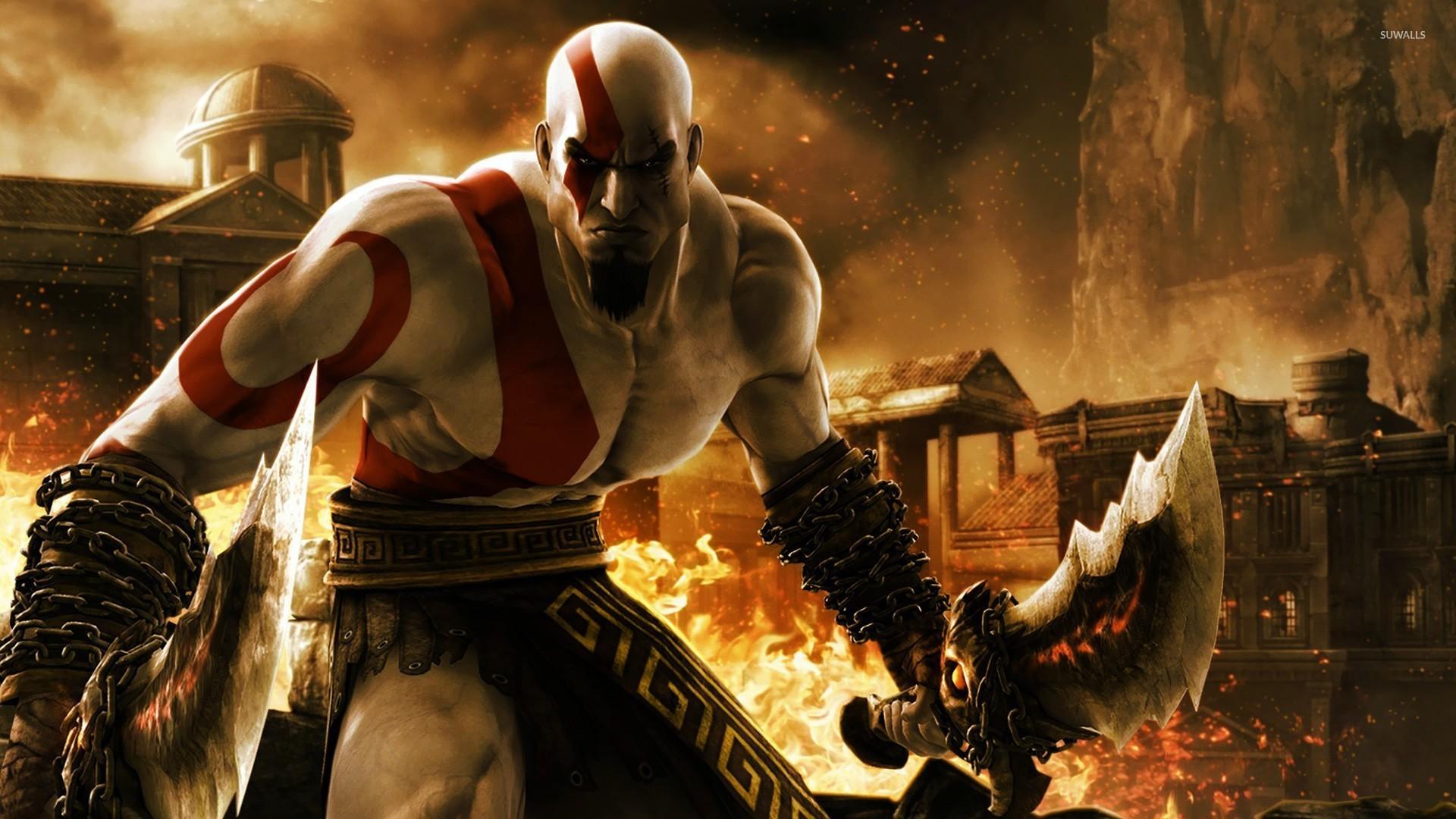 God of War 2018: Khi vị thần chiến tranh ngang tàng trở thành người cha đầy trách nhiệm - Ảnh 6.