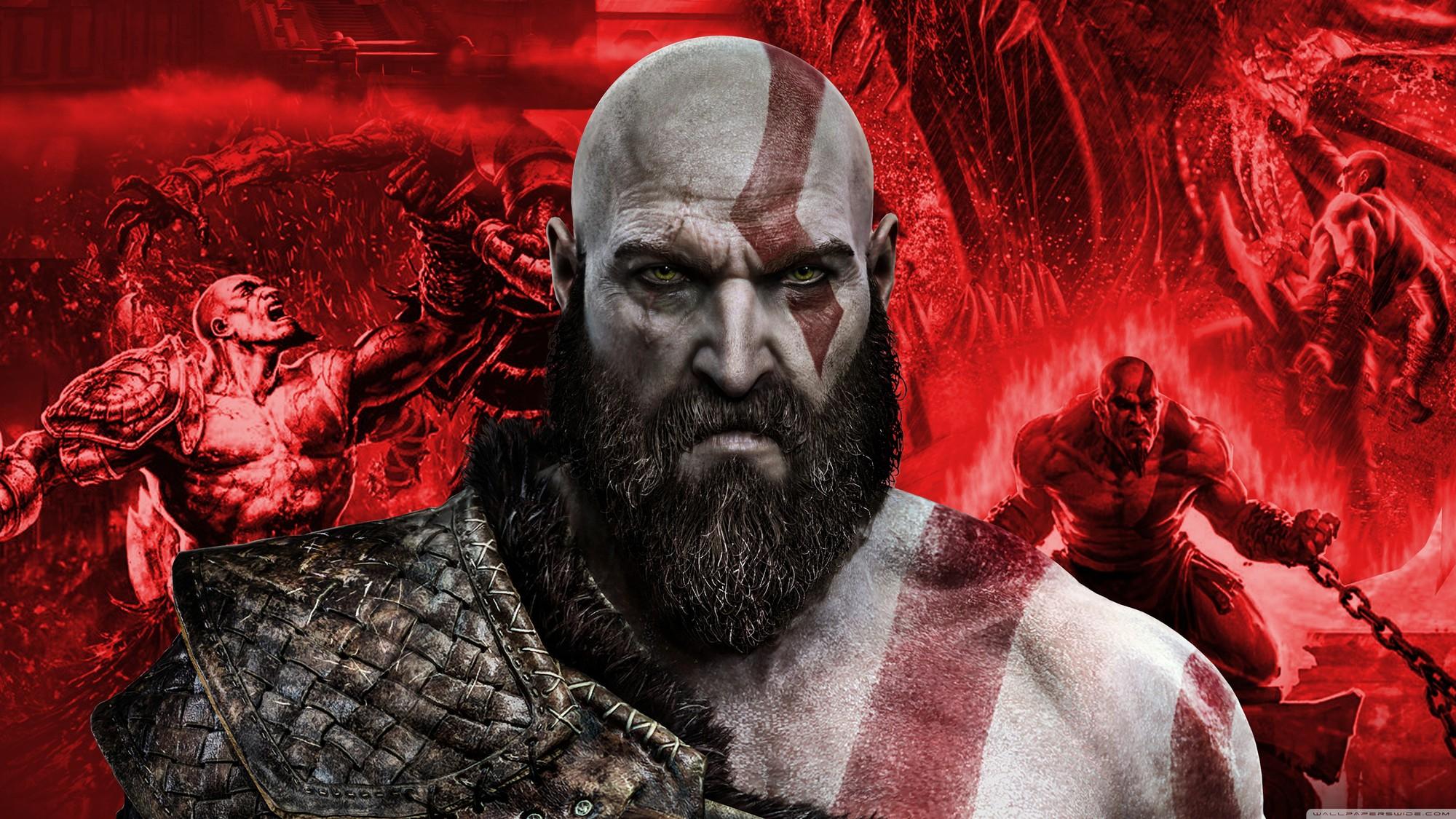 God of War 2018: Khi vị thần chiến tranh ngang tàng trở thành người cha đầy trách nhiệm - Ảnh 11.