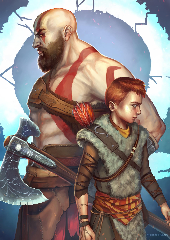 God of War 2018: Khi vị thần chiến tranh ngang tàng trở thành người cha đầy trách nhiệm - Ảnh 13.